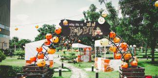 địa điểm chơi halloween sài gòn