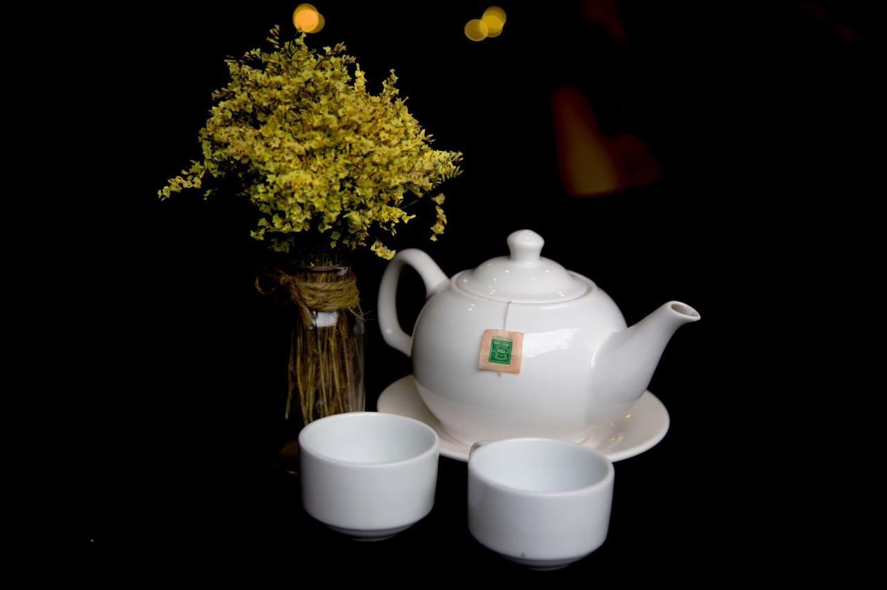 trà kvegetarian