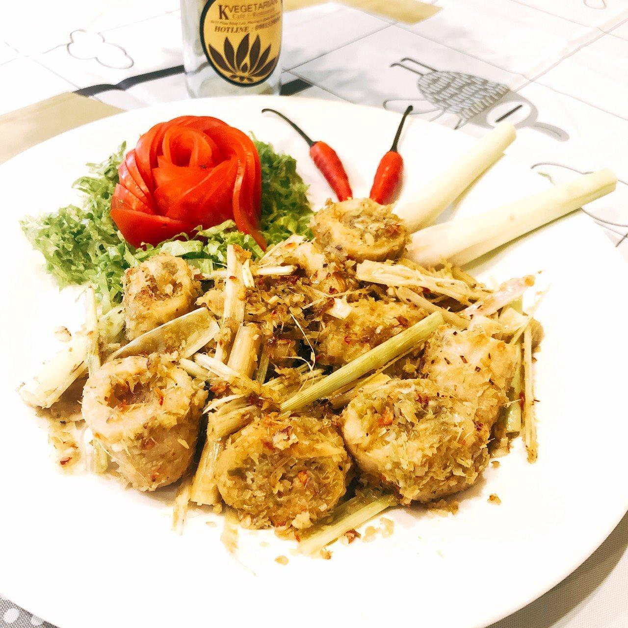 KVegetarian - Restaurant & Café - Buffet chay thanh tịnh