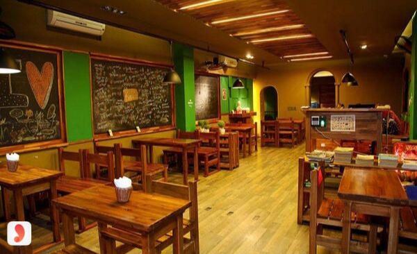 không gian Kei Korean Food & Coffee