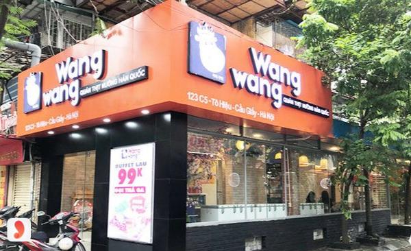 không gian Wang Wang