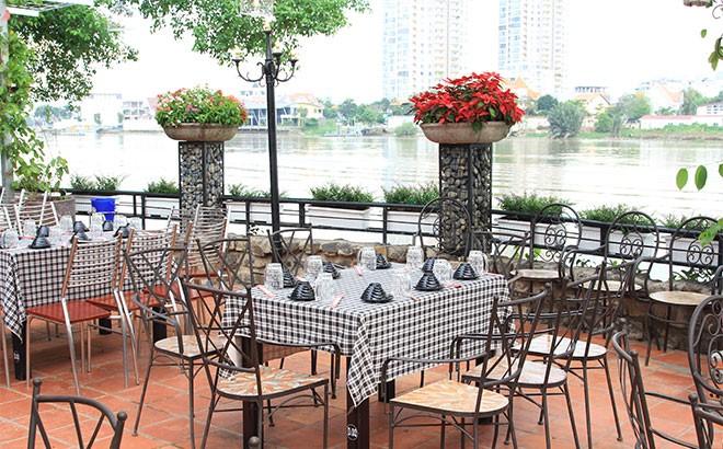 không gian Nhà hàng Phú Mập 3
