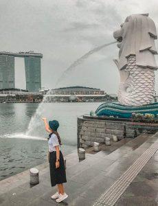 Đến Singapore không thể bỏ qua địa điểm cực kỳ nổi tiếng này nhé
