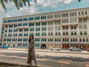 """Đường phố Singapore khắp nơi đều có thể """"sống ảo"""""""