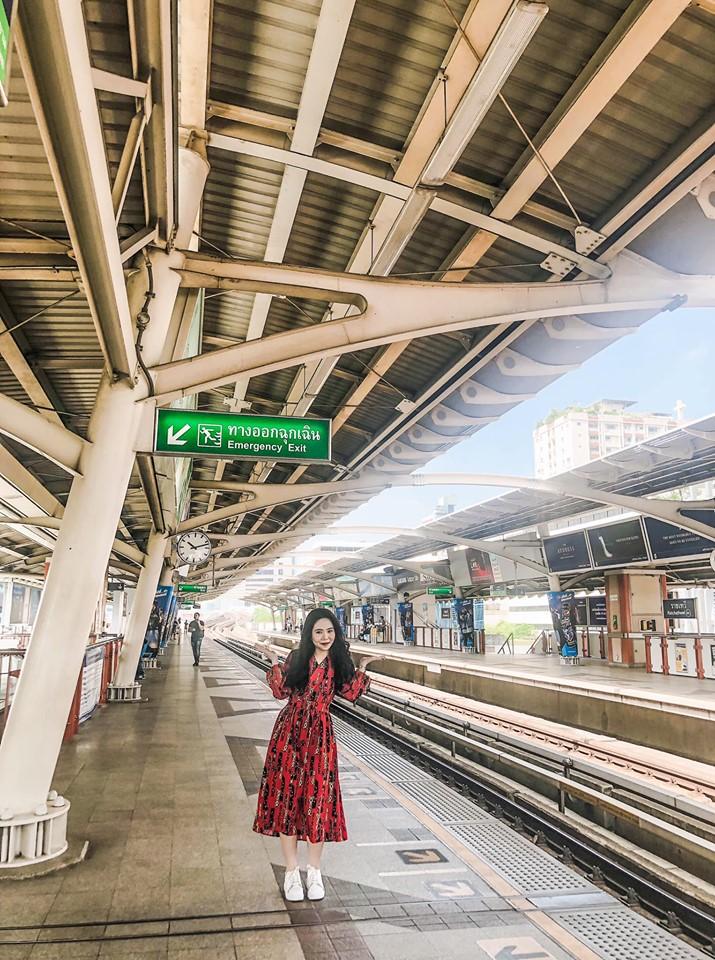 Các bạn nên trải nghiệm phương tiện giao thông công cộng tại Thái Lan