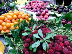 Qua Trung Quốc chỉ có ăn hoa quả là thích... hoa quả nội địa siêu ngon luôn