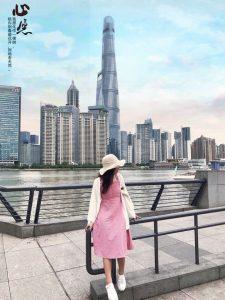 Bến Thượng Hải tráng lệ