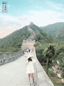 Đến Trung Quốc nhất định phải đến Vạn Lý Trường Thành bạn nhé