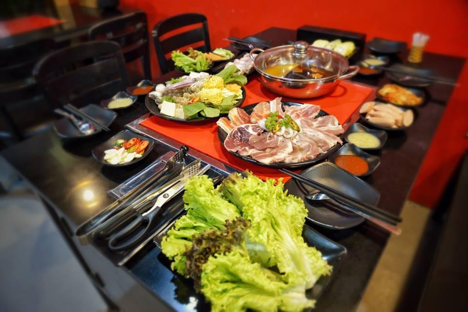Lẩu JangWon Korean BBQ