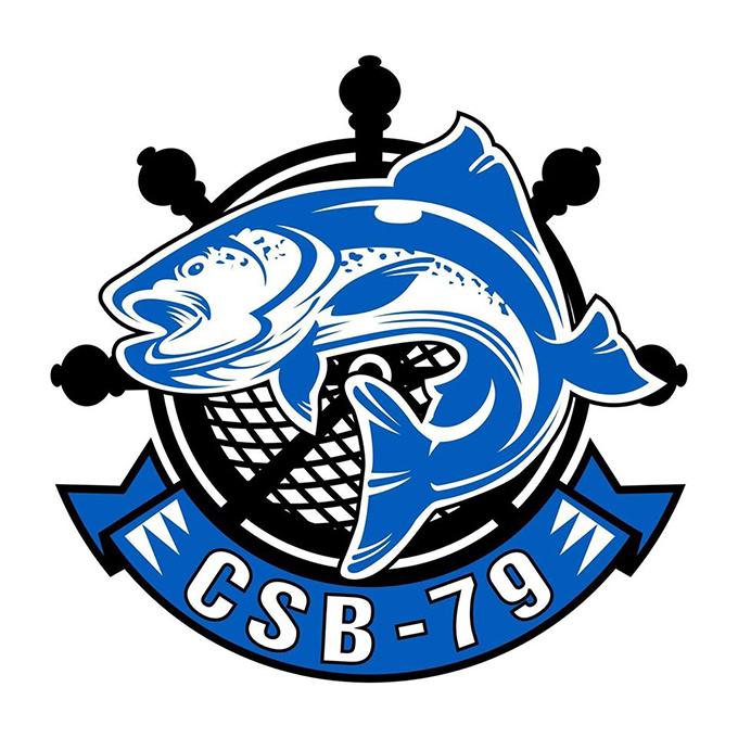 Logo Nhà hàng Cá săn bắn 79