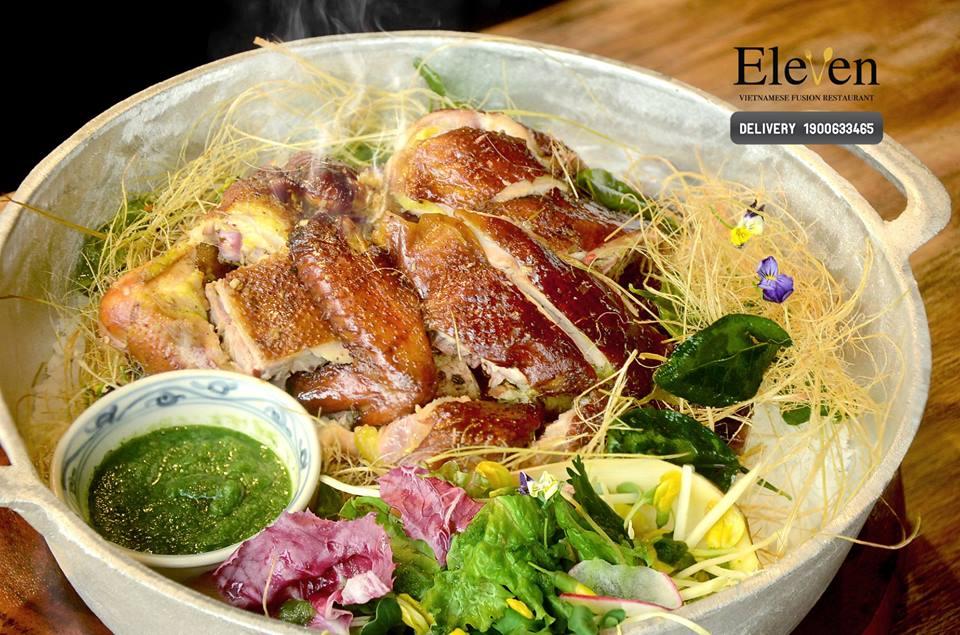 món ăn Eleven Restaurant