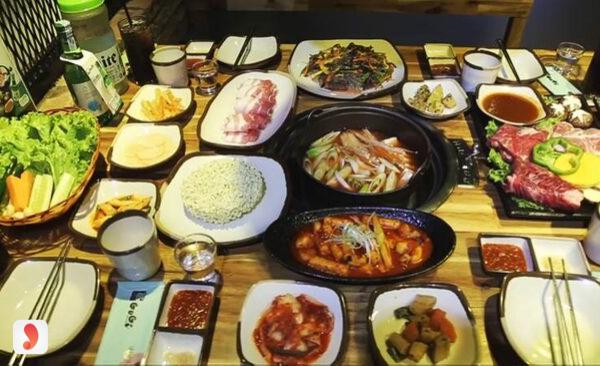 menu GoGi House