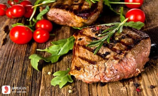 menu Moo Beef Steak