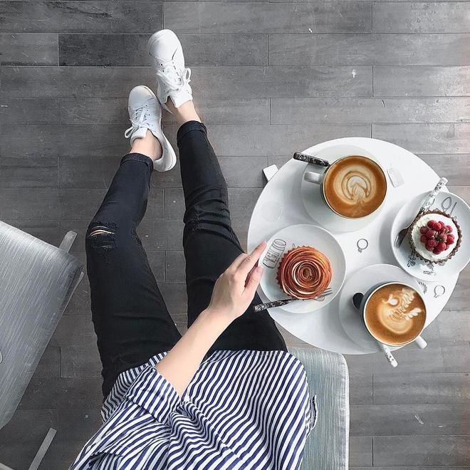 menu Platform coffee & cake