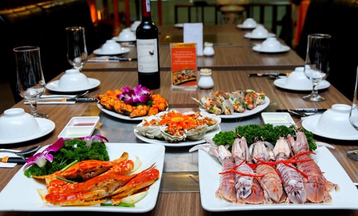 menu Chef Dzung
