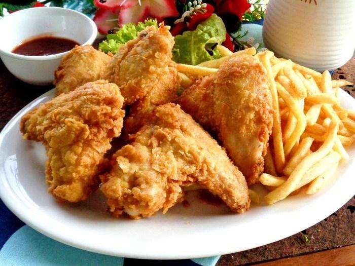 menu Chicken Go