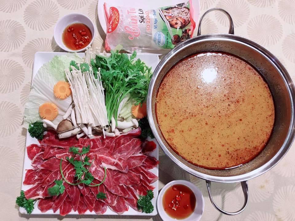 menu Hàng Dương Quán