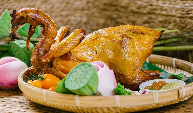 menu Làng ẩm thực Cù Lao Xanh