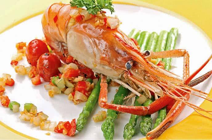 nhà hàng liên hoan cuối năm quận 3, menu Nhà hàng 63 Cao Thắng