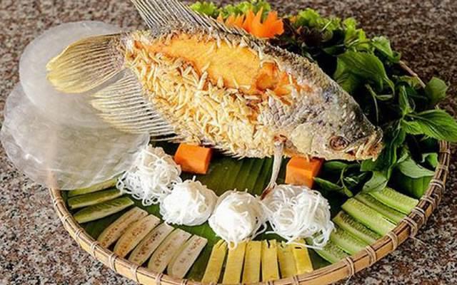 menu Nhà hàng Điểm Hẹn Sài Gòn