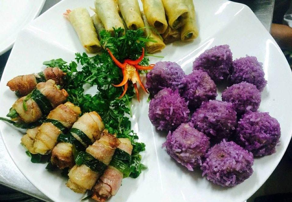 menu Nhà hàng Hoàng Long 2