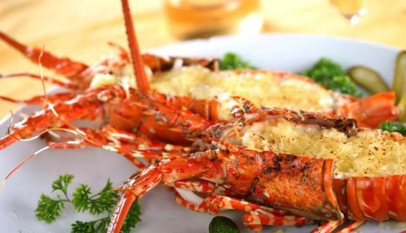 menu Nhà hàng Hương Việt