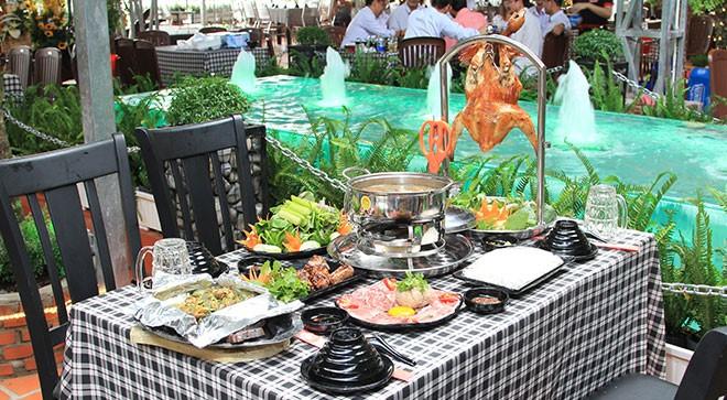 menu Nhà hàng Phú Mập 3