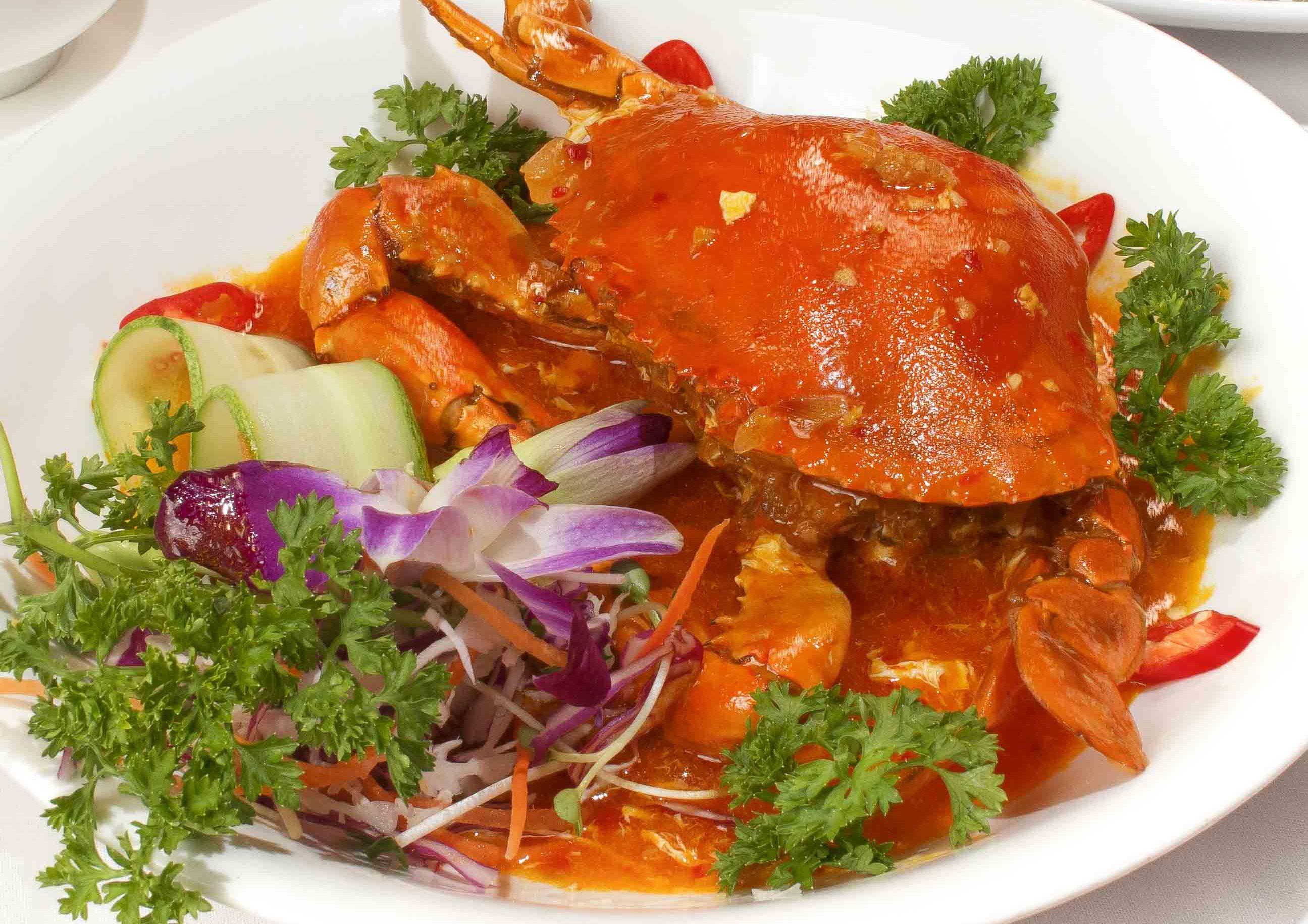 menu Sen Hồ Tây