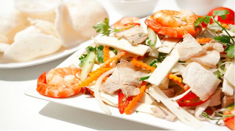 menu Nhà hàng Thạch Hãn
