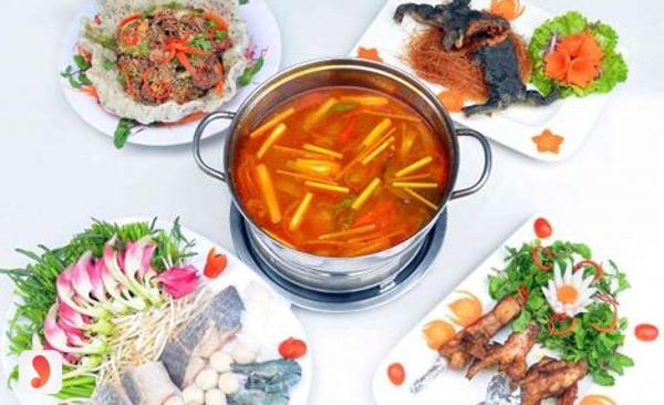 menu nhà hàng tiamo phú thịnh