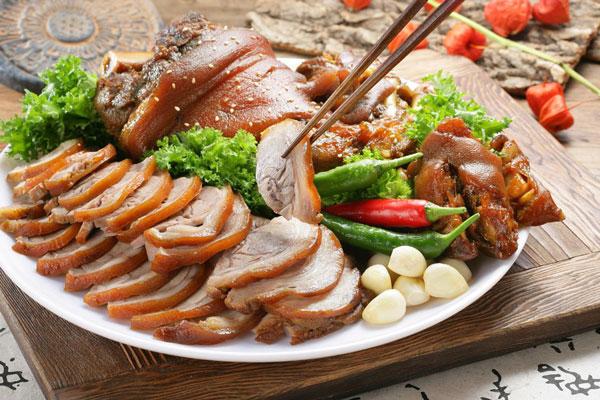 menu Nhà hàng Vườn Cau
