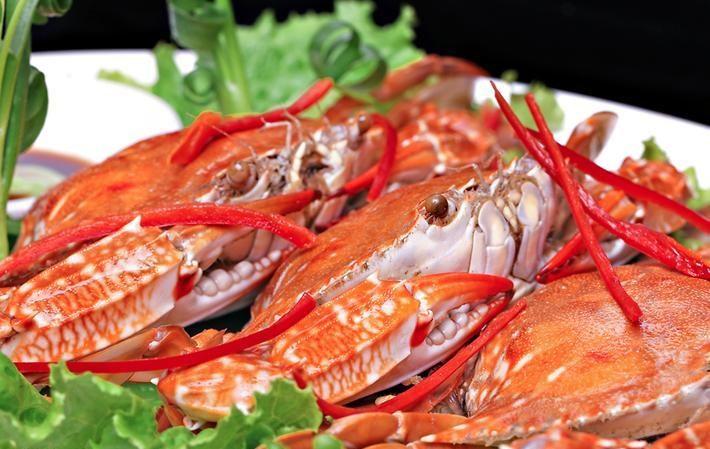 menu Quán Hải sản Biển Đông, nhà hàng hải sản bình dương