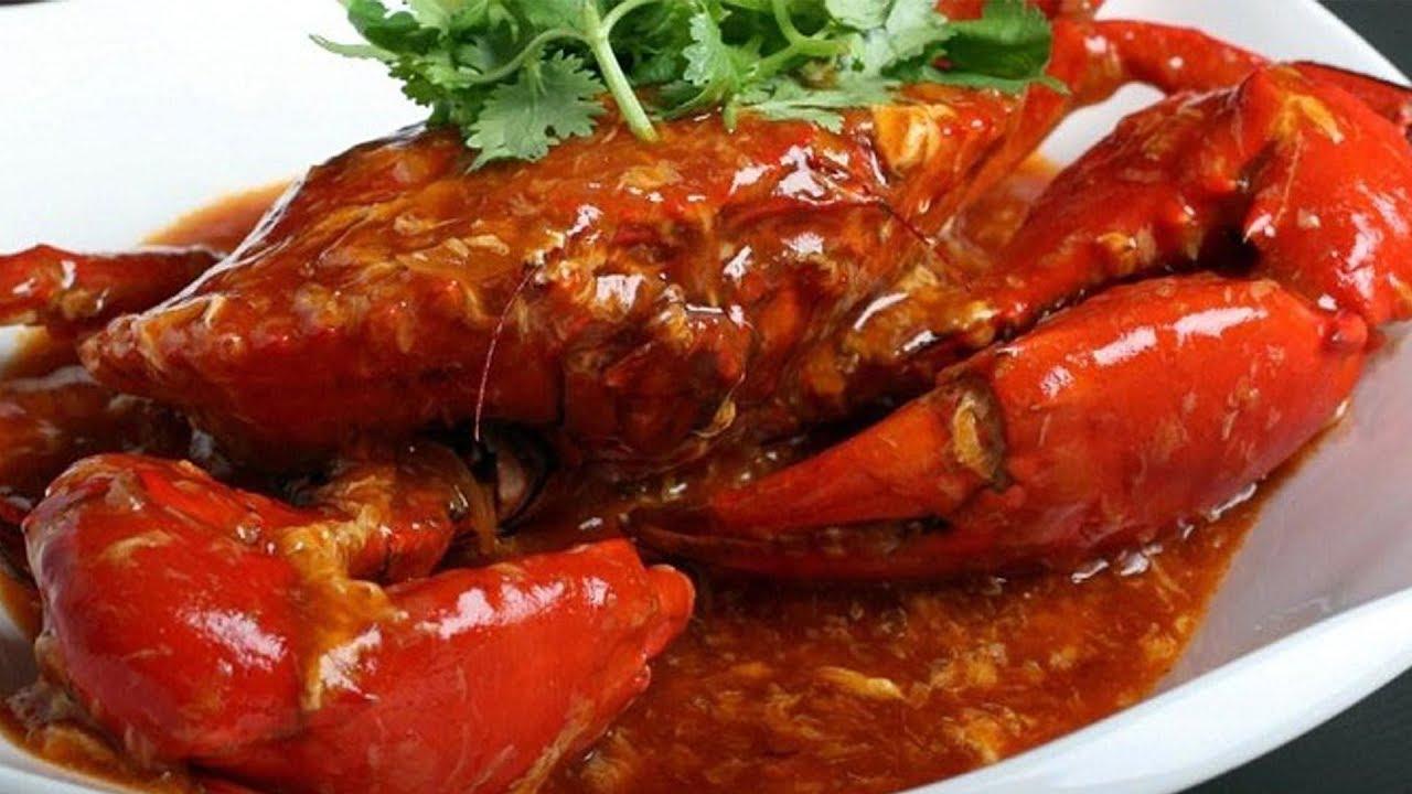 menu Quán Ốc Tân Cua Cà Mau, nhà hàng hải sản bình dương