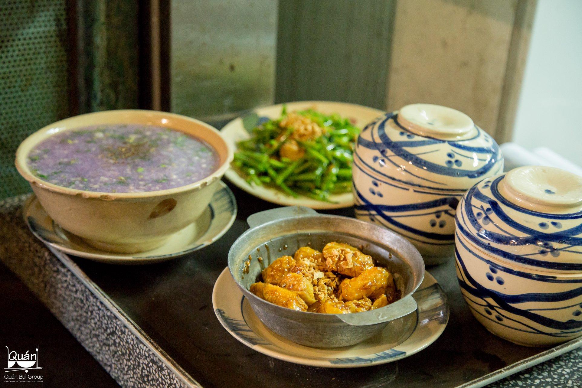 Nhà hàng Quán Bụi 2