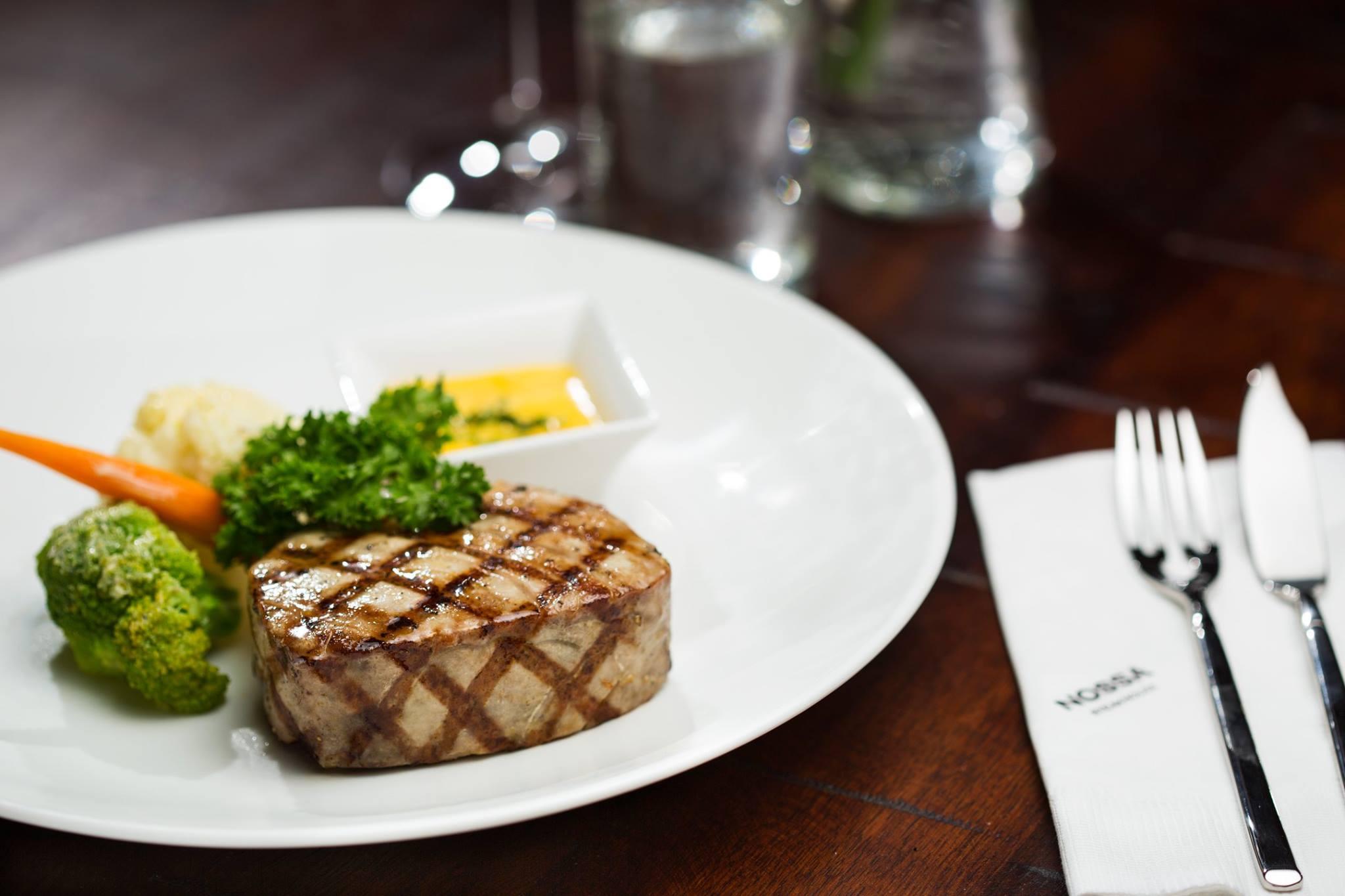 nossa steakhouse italian cuisine