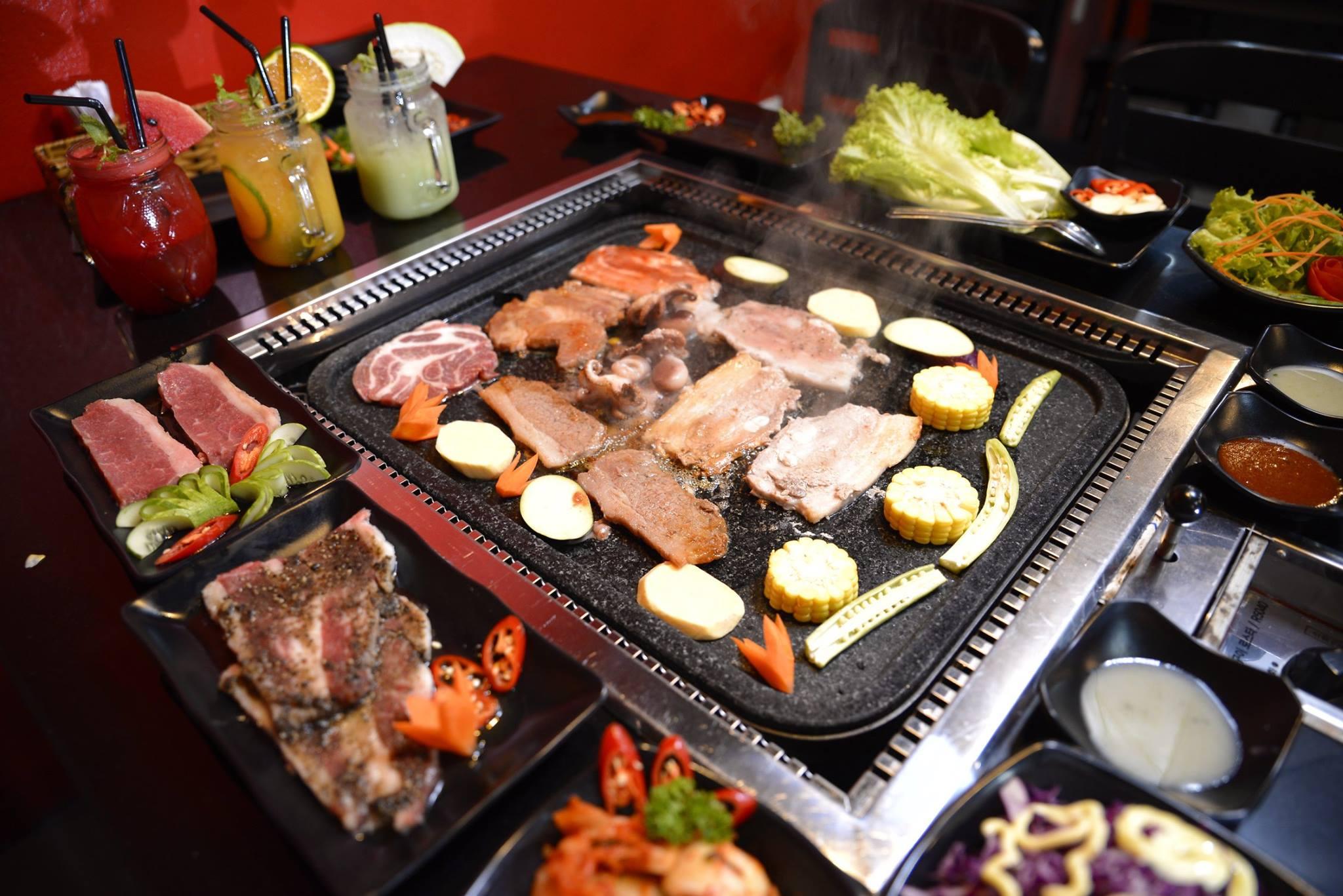 Nướng JangWon Korean BBQ