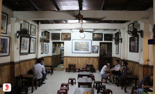 review cafe Lâm