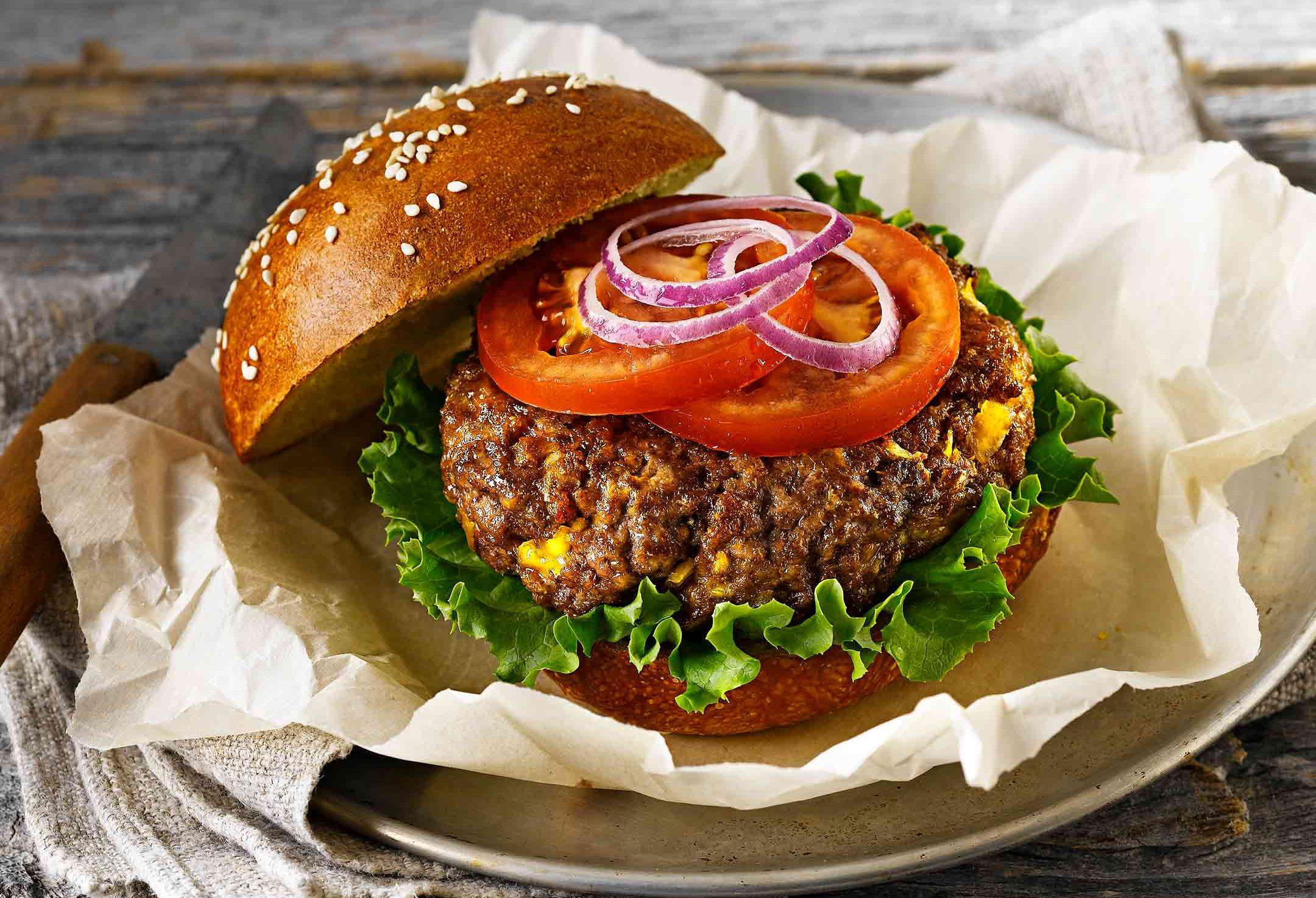 review Cửa Hàng Thức Ăn Nhanh Burger Tiện Lợi