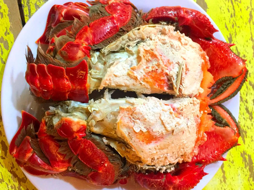 review nhà hàng Nam Huỳnh Đế, nhà hàng hải sản bình dương
