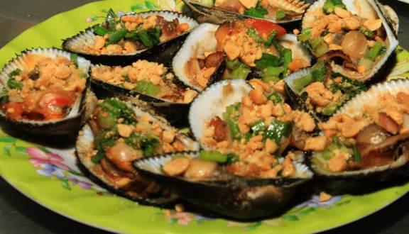 review Quán Ốc Đảo, nhà hàng hải sản bình dương