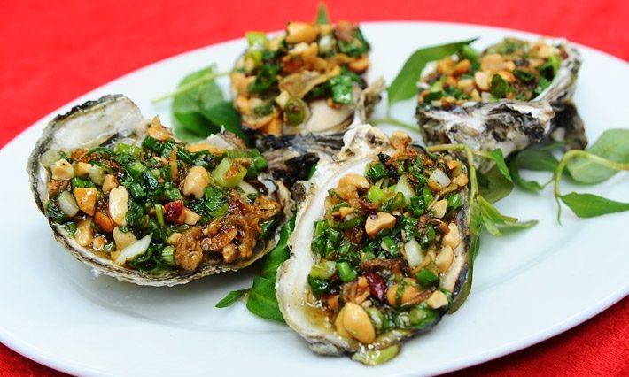 review Quán Ốc Tân Cua Cà Mau, nhà hàng hải sản bình dương