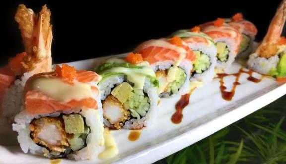 review Sóc sushi
