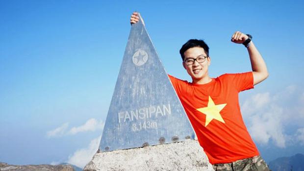 Một cảm giác rất đỗi tự hào tại Fansipan