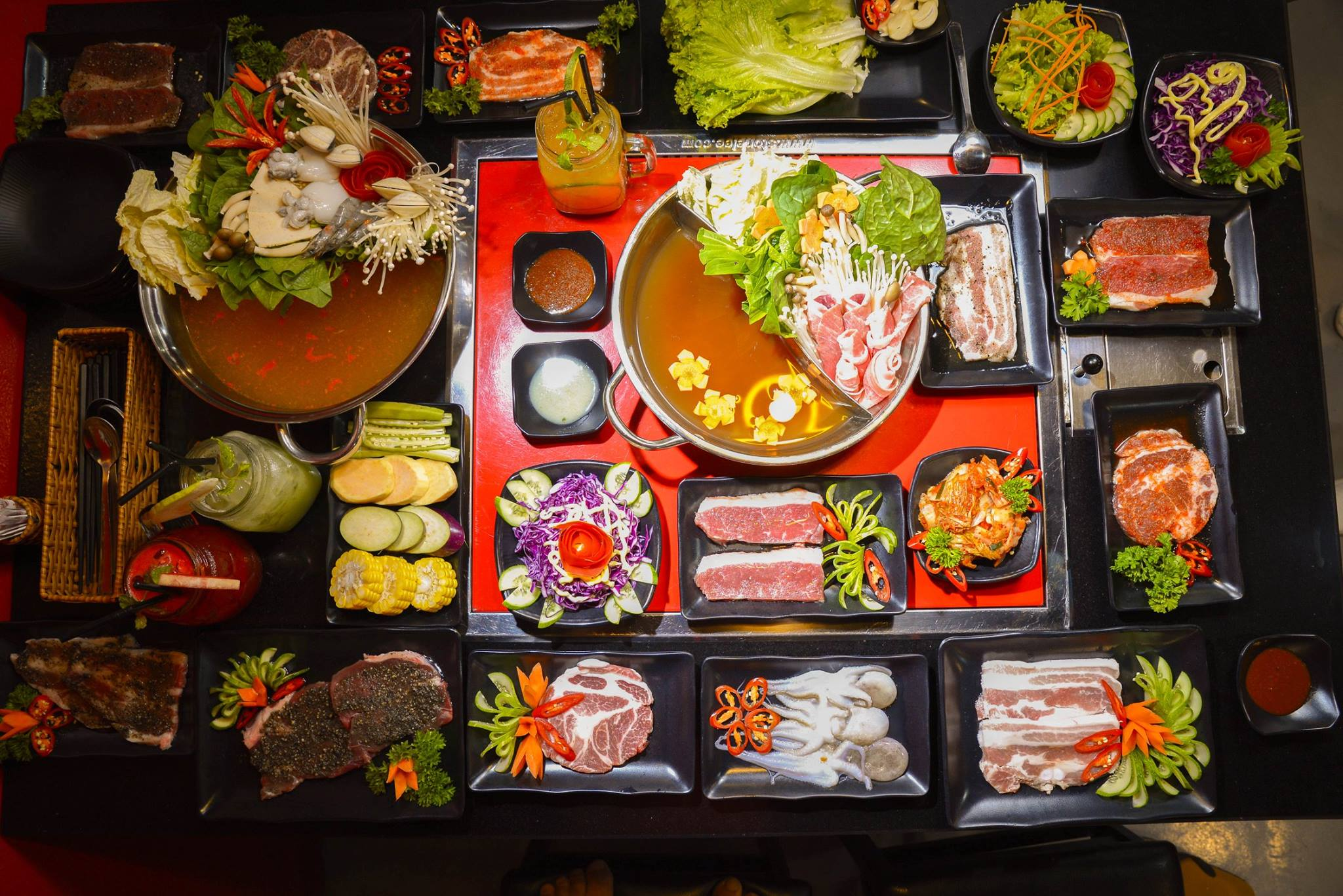 Ưu đãi JangWon Korean BBQ