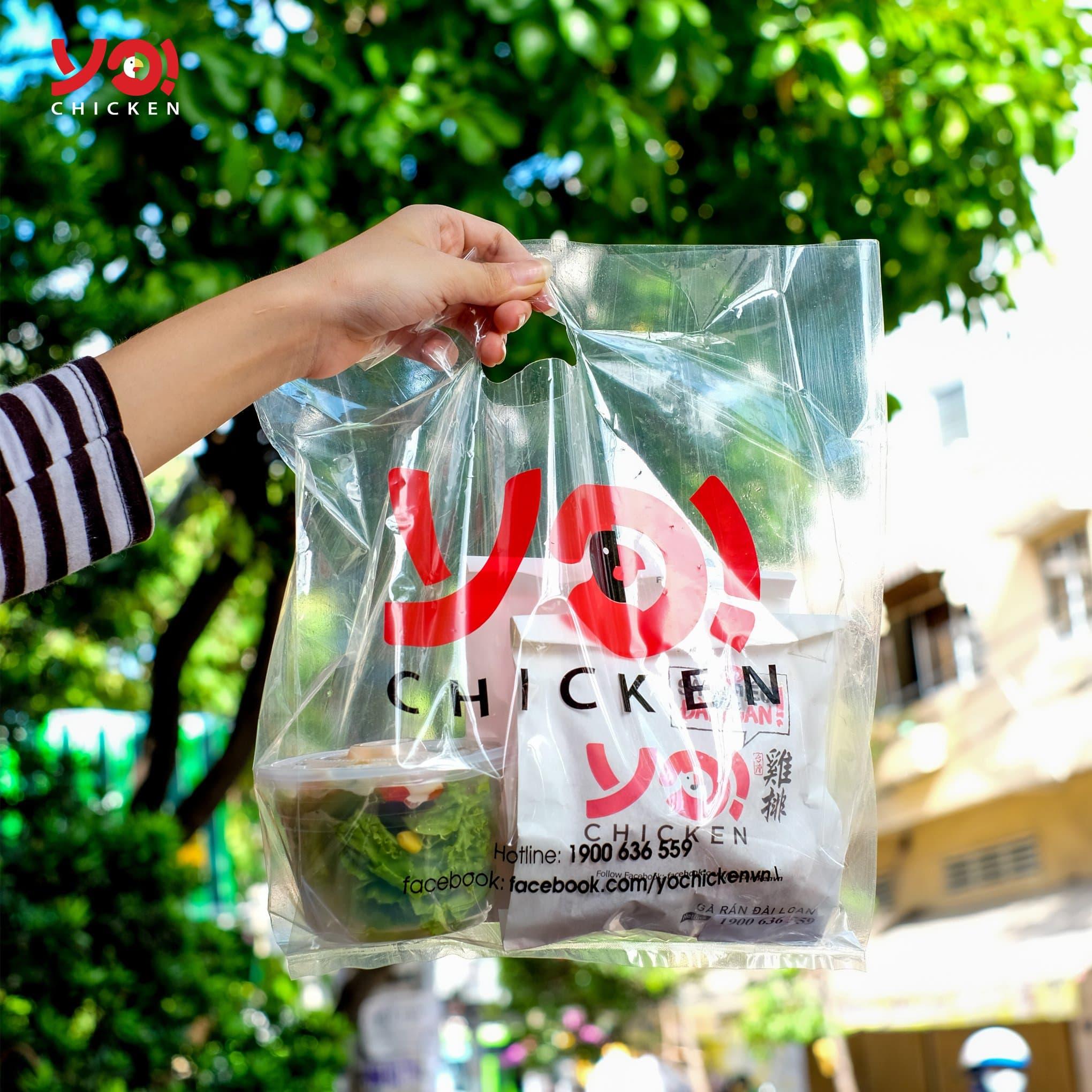 Yo Chicken