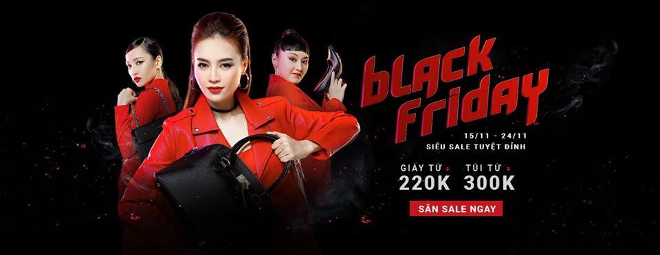 Black Friday 2019 Giày nữ thời trang Juno