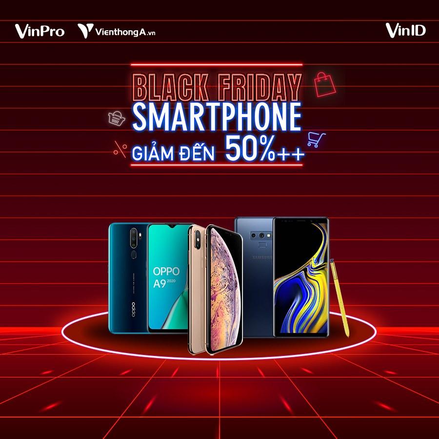 Black Friday 2019 Siêu thị điện máy VinPro 4
