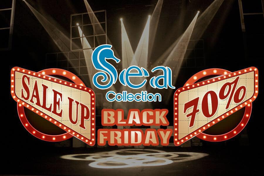 Black Friday 2019 Thương hiệu Sea Collection