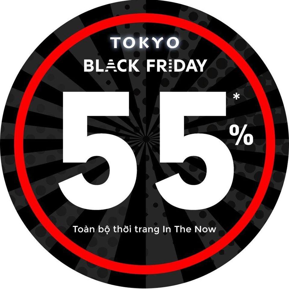 Black Friday 2019 Thương hiệu Tokyolife