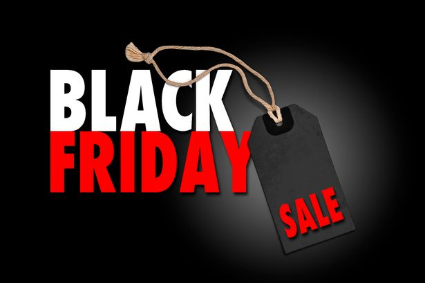 Black Friday 2019 is taking place